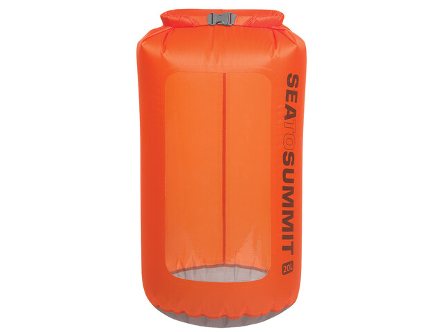 Sea to Summit Ultra-Sil View - Accessoire de rangement - 20l orange